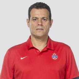 Димитрис Итудис, главный тренер ПБК ЦСКА