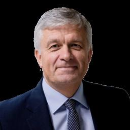 Ginas Rutkauskas vice president of PBC Lokomotiv Kuban