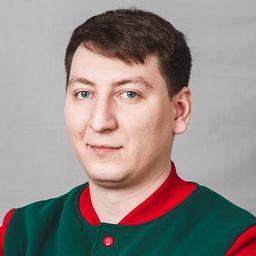 Евгений Насонов, руководитель отдела маркетинга и PR «Локомотива-Кубань»