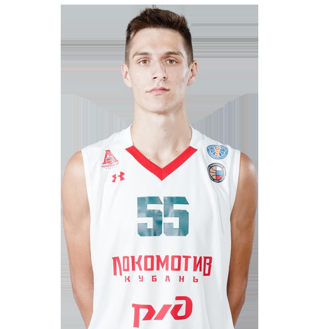 Кирилл Коробко – ПБК Локомотив-Кубань – официальный сайт ...