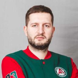 Stas Momot, PBC Lokomotiv Kuban Director of sports