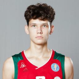 Никита Евдокимов, защитник «Локомотива-Кубань-2»
