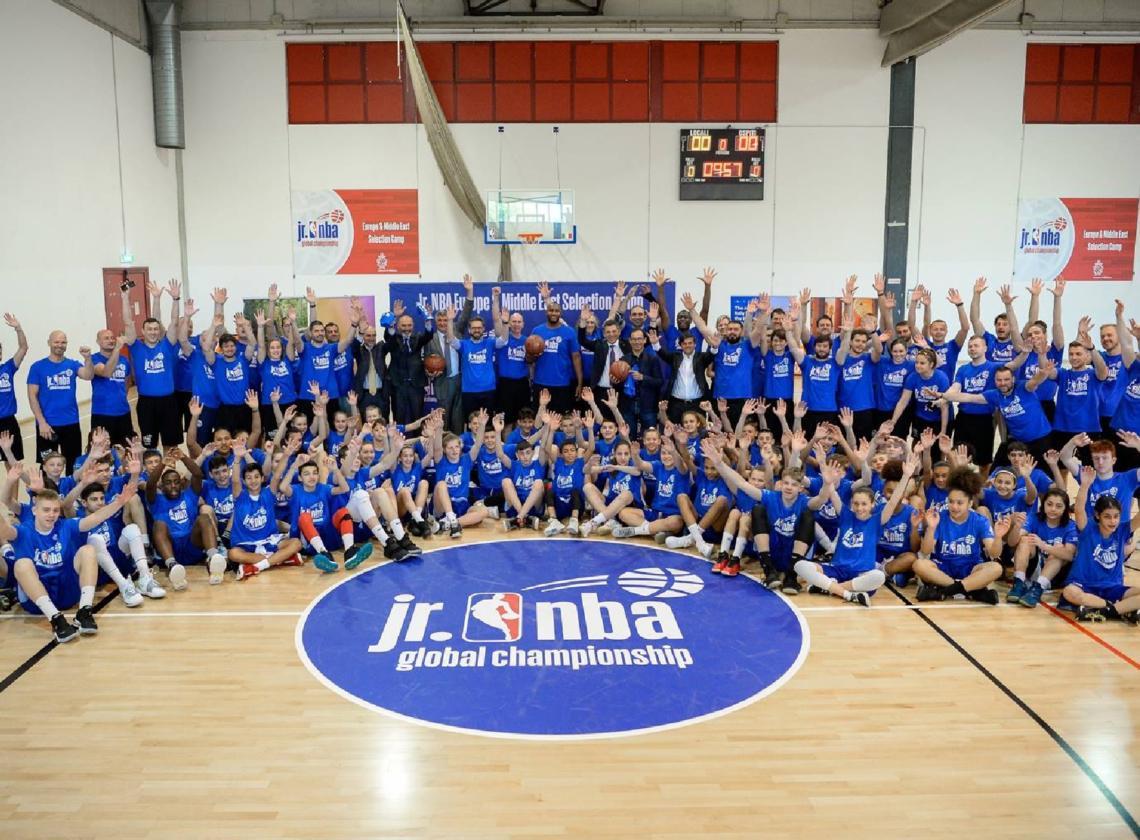 Григорий Кушнерук примет участие в Jr. NBA Global Championship в Орландо