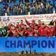 Пляжный «Локомотив» стал обладателем Кубка Евразии