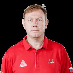 Евгений Сафонов, главный тренер «Локомотив-Кубань-2»