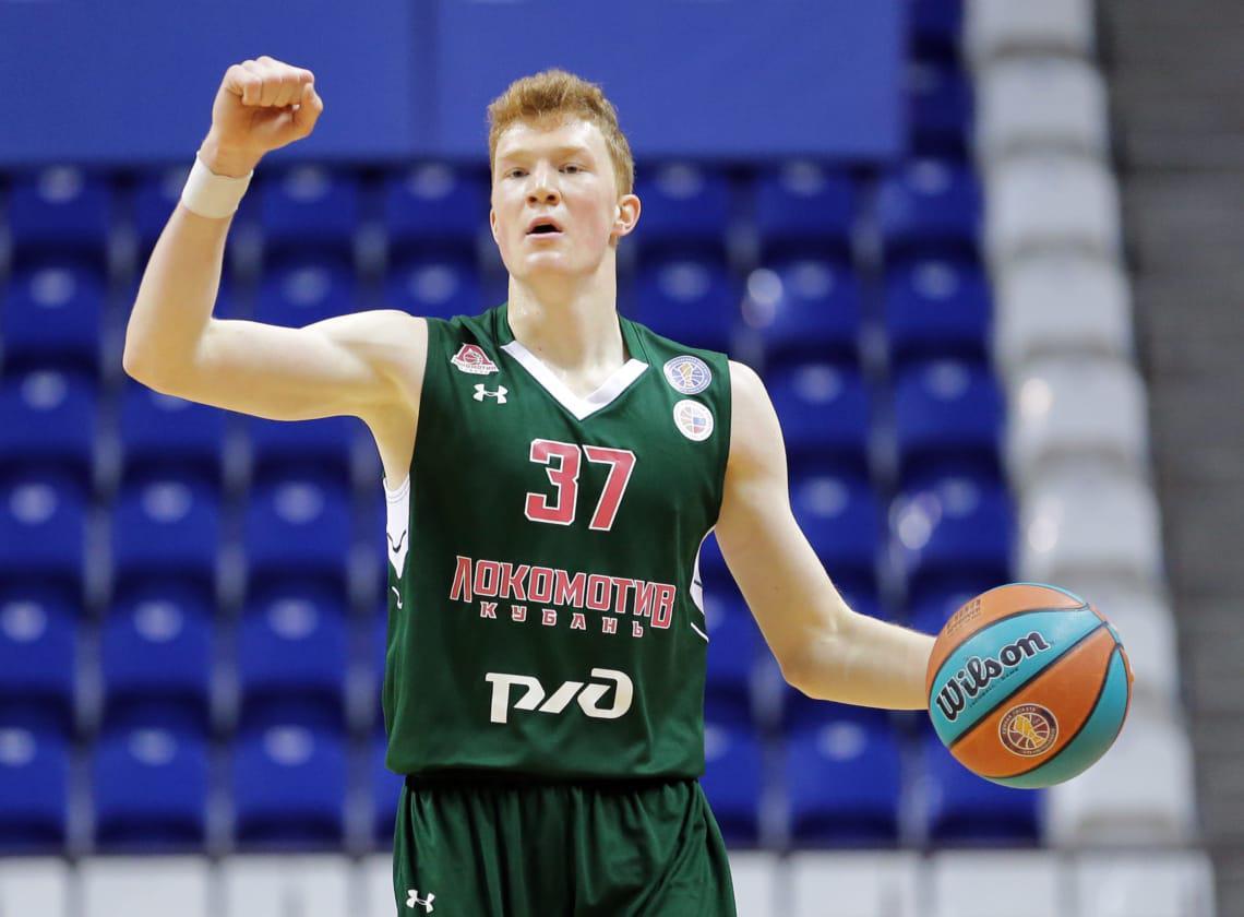 Homegrown Vladislav Emchenko signs pro contract with Loko