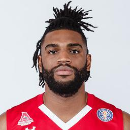 Alan Williams, center of PBC Lokomotiv-Kuban
