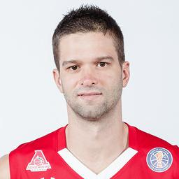 Mantas Kalnietis, point guard of PBC Lokomotiv-Kuban