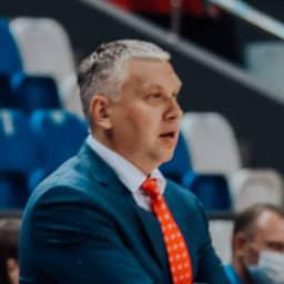 Захар Пашутин, главный тренер «Локомотива-Кубань-2»