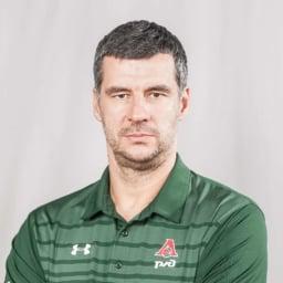 Владе Йованович, главный тренер ПБК «Локомотив-Кубань