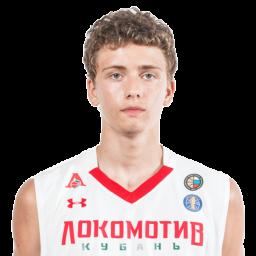 """Илья Салтыков, форвард «Локомотива-Кубань-2»"""""""