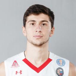 Хасан Кипкеев, разыгрывающий «Локомотива-Кубань-2»