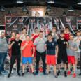 Игроки «Локо» приняли участие в боксерской тренировке