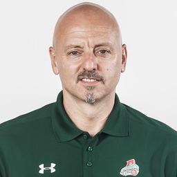 Саша Обрадович, главный тренер ПБК «Локомотив-Кубань» в сезоне 2017/18