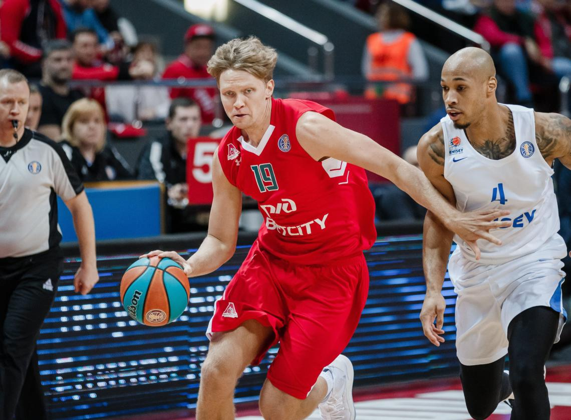 Highlights of the season: Mindaugas Kuzminskas