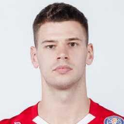 Dragan Apic, forward Lokomotiv Kuban