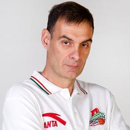 Георгиос Барцокас, главный тренер ПБК «Локомотив-Кубань» в сезоне 2015/16