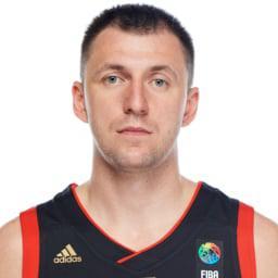 Виталий Фридзон, атакующий защитник ПБК «Локомотив-Кубань»