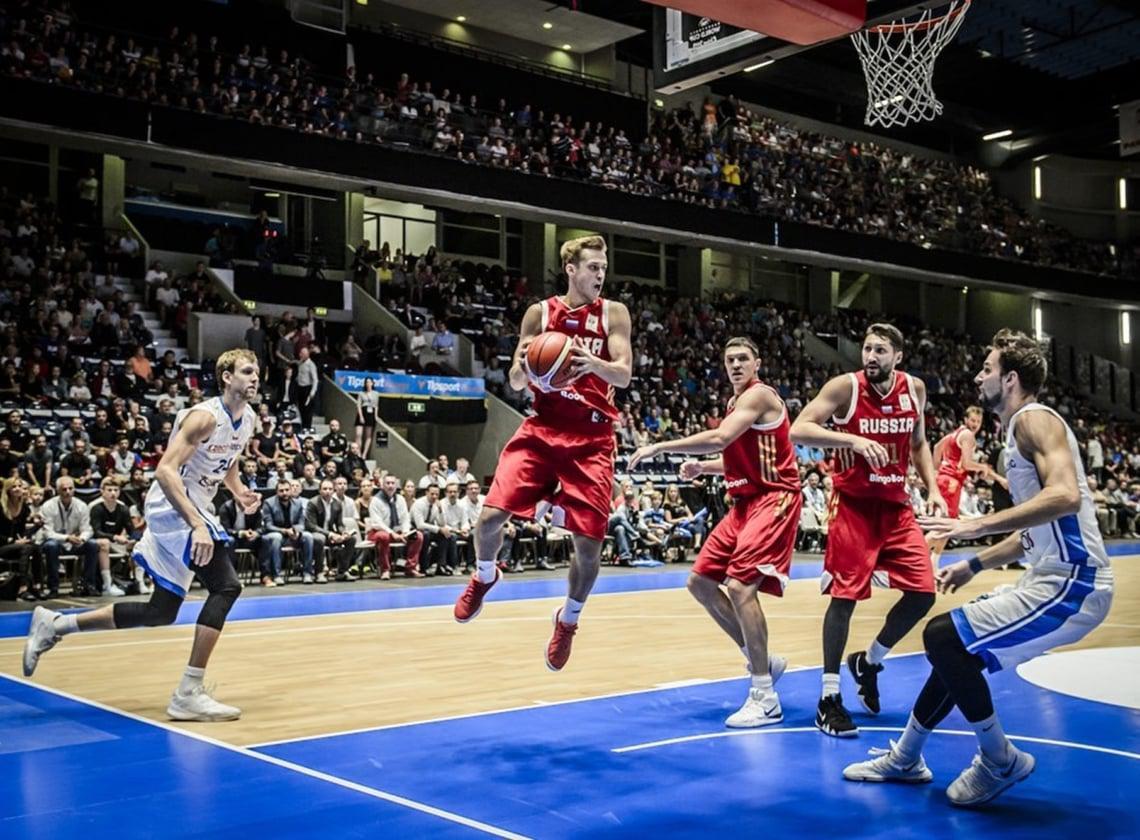 Игроки «Локо» принесли сборной 35 очков в игре с Чехией