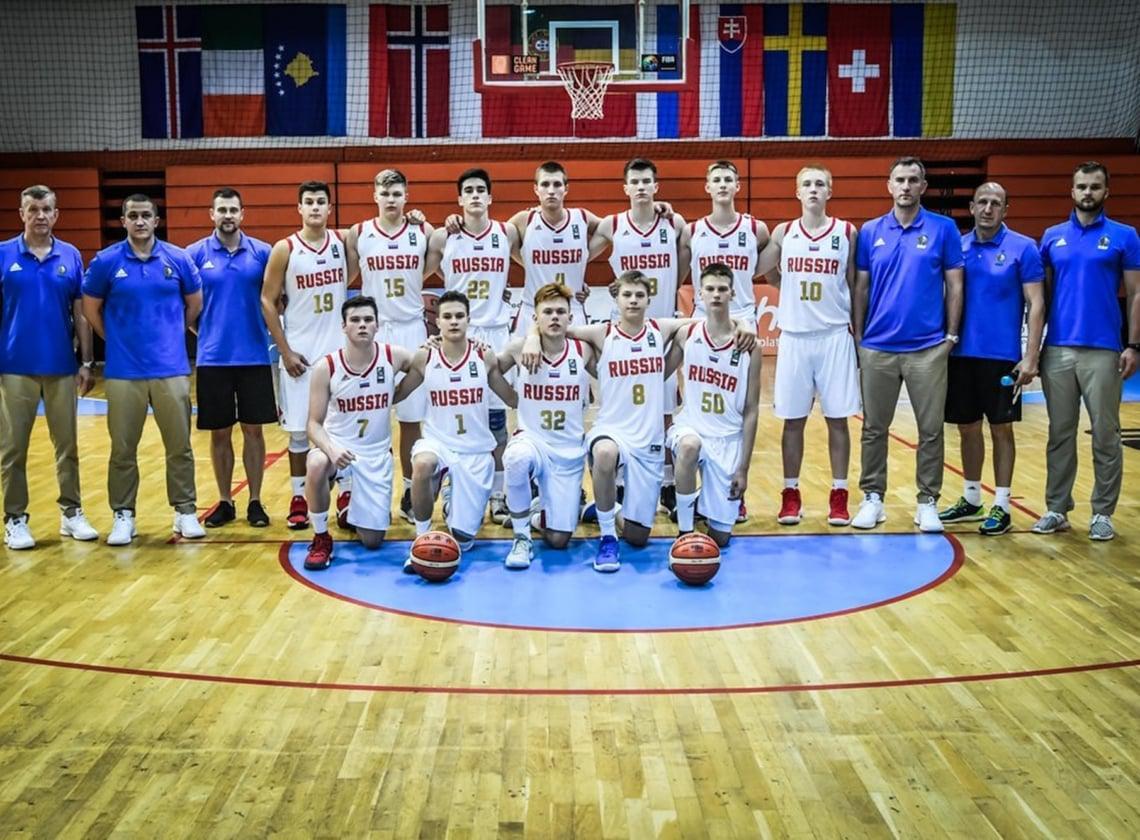Юношеская сборная России завоевала путевку в дивизион А