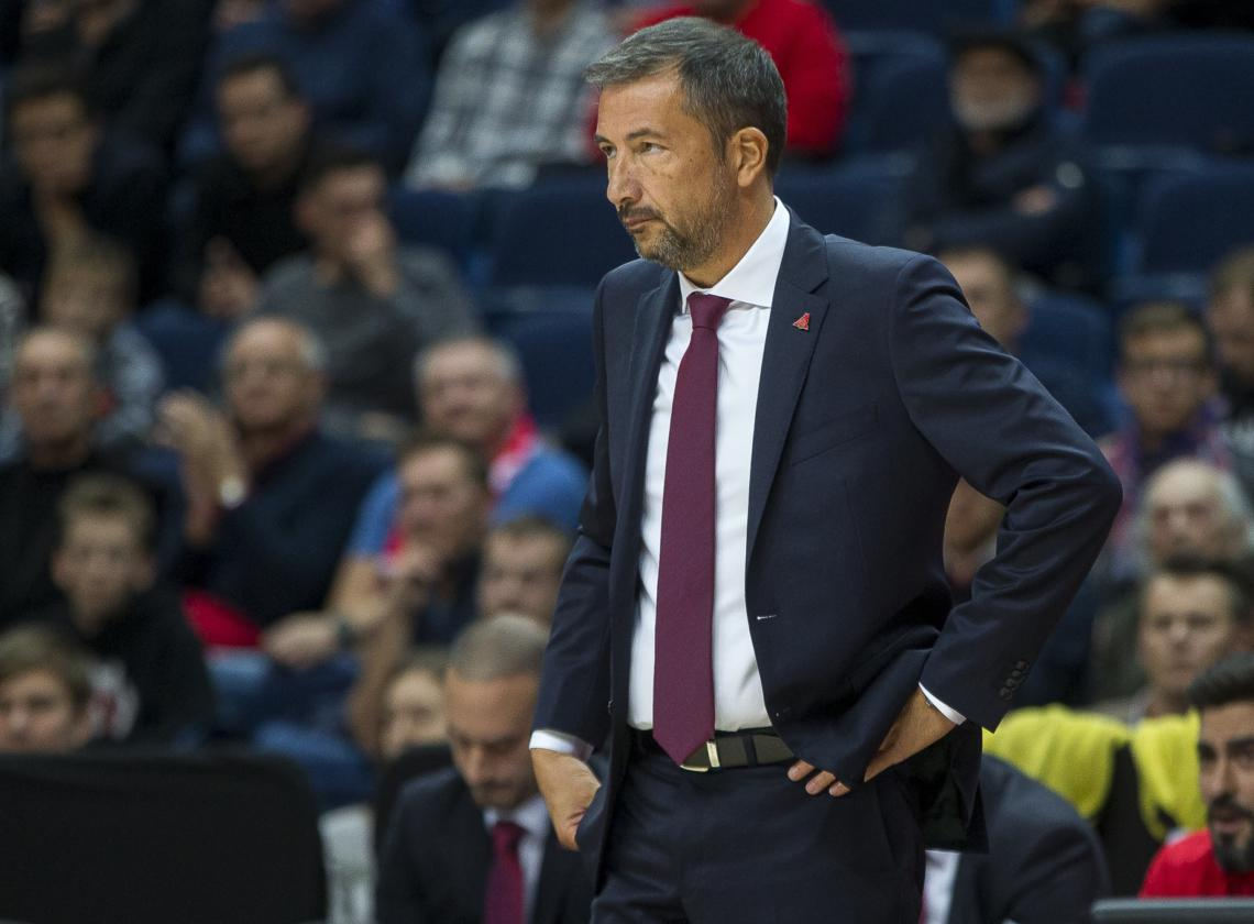 Lokomotiv Kuban part ways with head coach Luca Banchi