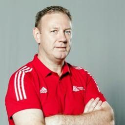 Евгений Сафонов, главный тренер команды «Локомотив-Кубань-2005»