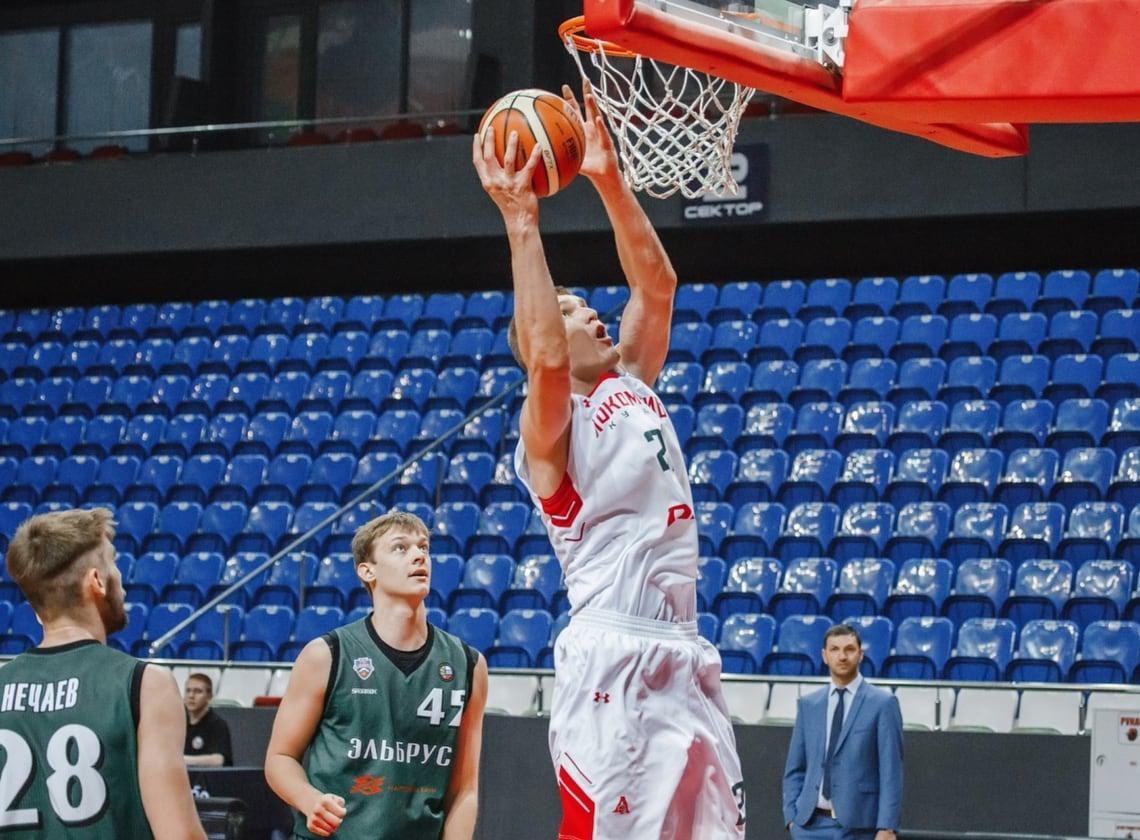 40 очков Попова принесли «Локо-ЦОП» вторую победу над «Эльбрусом»
