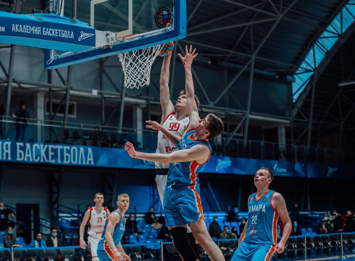 «Локо-2» разгромил «Самару-2» в четвертьфинале