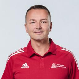 Петар Маринкович, главный тренер «Локо-2008»
