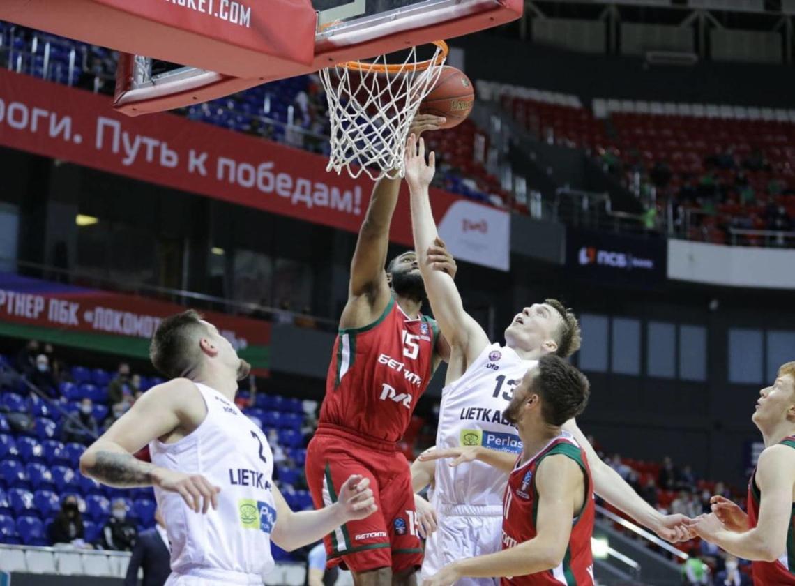 Loko beat Lietkabelis and reach Top 16 of the EuroCup