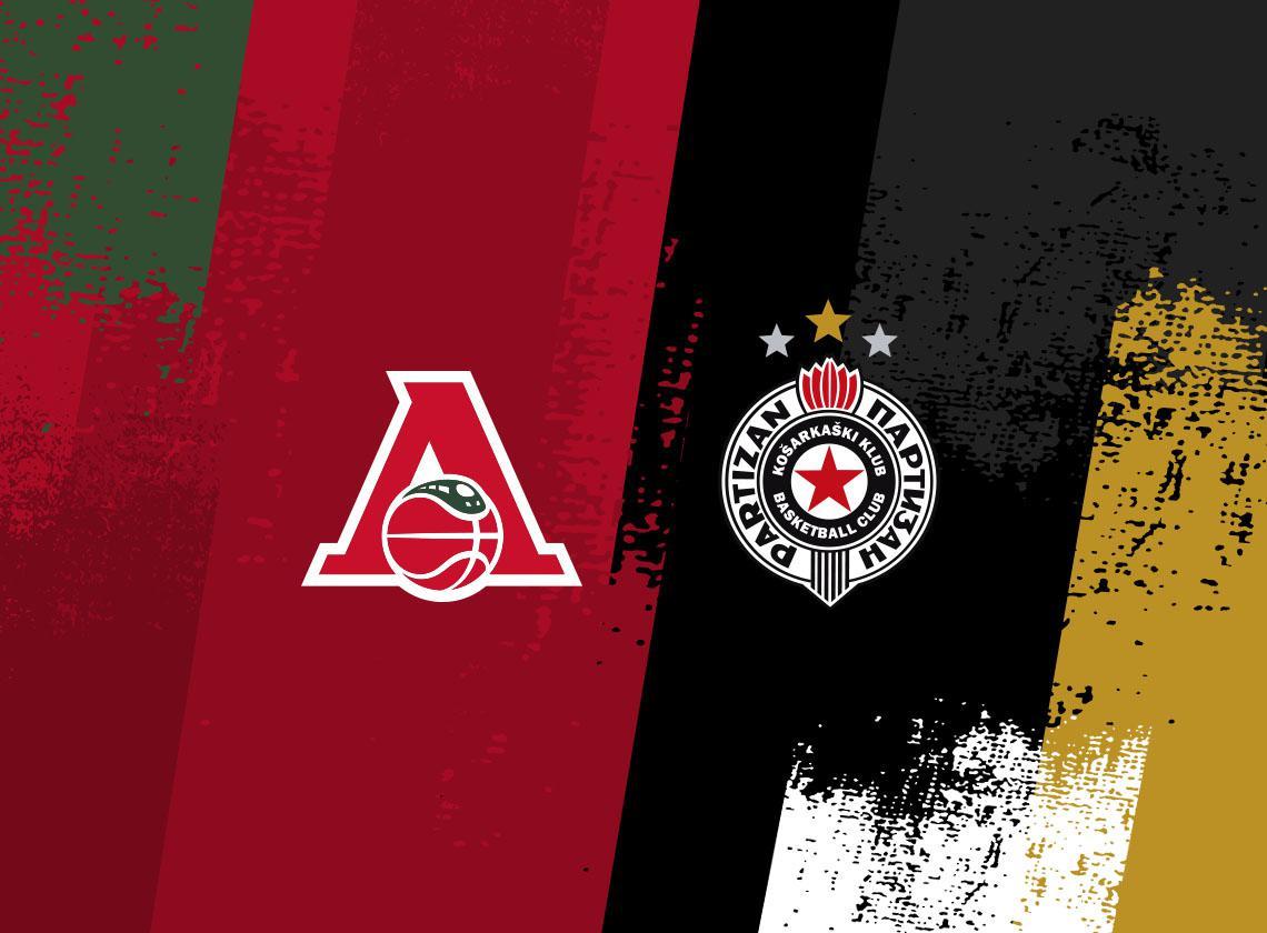 Lokomotiv-Kuban – Partizan. EuroCup. Preview